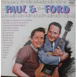 Paul Les & Mary Ford ‎– The Very Best Of|1974 Music For Pleasure ‎– MFP 5604