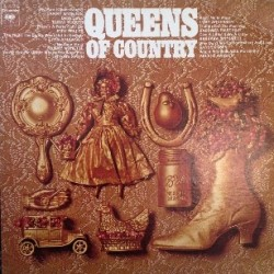 Various ‎– Queens Of Country