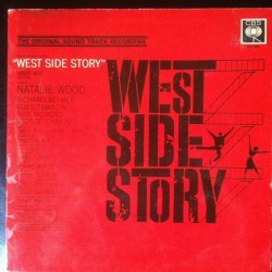Bernstein Leonard ‎– West Side Story (Original Sound Track Recording)1962   CBS ‎– BPG 62058