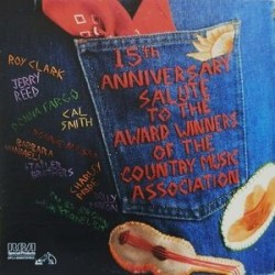 Various ‎– 15th Anniversary Salute To The Award Winners Of The Country Music Association|1981 RCA DPL1-0500