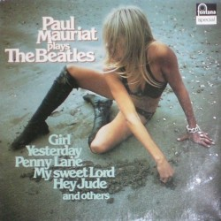 Mauriat ‎Paul – Plays The Beatles|1972    Fontana ‎– 6444 047
