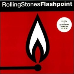 Rolling Stones The – Flashpoint 1991     CBS/Sony – COL 468135 1