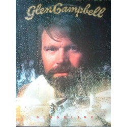 Campbell Glen ‎– Bloodline|1976 1 C062-82 196, Germany