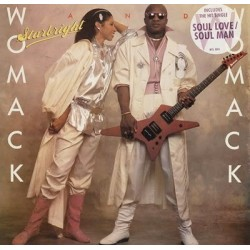 Womack & Womack ‎– Starbright|1986    Manhattan Records	1C 038 1 57747 1