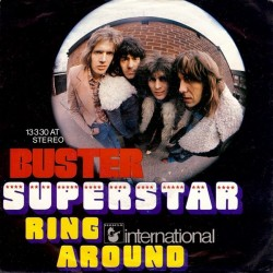 Buster– Superstar 1974     Hansa International – 13 330 AT-Single