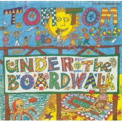 Tom Tom Club ‎– Under The Boardwalk|1982    Island Records ‎– 104 526-Single