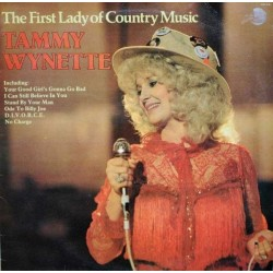 Wynette ‎Tammy – The First Lady Of Country Music Hallmark Records ‎– SHM 3182