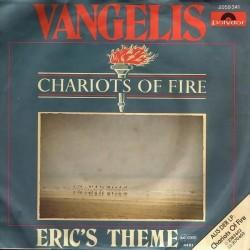 Vangelis – Chariots Of Fire|1981    Polydor – 2059 341-Single