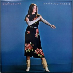 Harris  Emmylou‎– Evangeline|1981 WarnerRecords ‎– WB 56 880 Germany