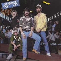Alabama ‎– 40 Hour Week|1985 RCA ‎– AHL1-5339