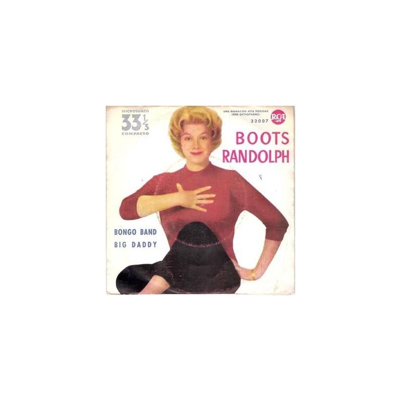 Boots Randolph – Bongo Band 1961     RCA – 32007-Single