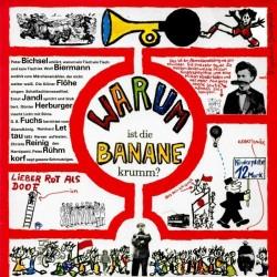Various – Warum Ist Die Banane Krumm?|1971    Wagenbachs Quartplatte – WA 7