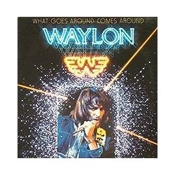 Jennings Waylon ‎– What Goes Around Comes Around |1979 RCA Victor ‎– AHL1-3493 USA