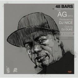 DJ Nice Toulouse – 48 Bars 2015    Play That Records – PT003VINYL-Single