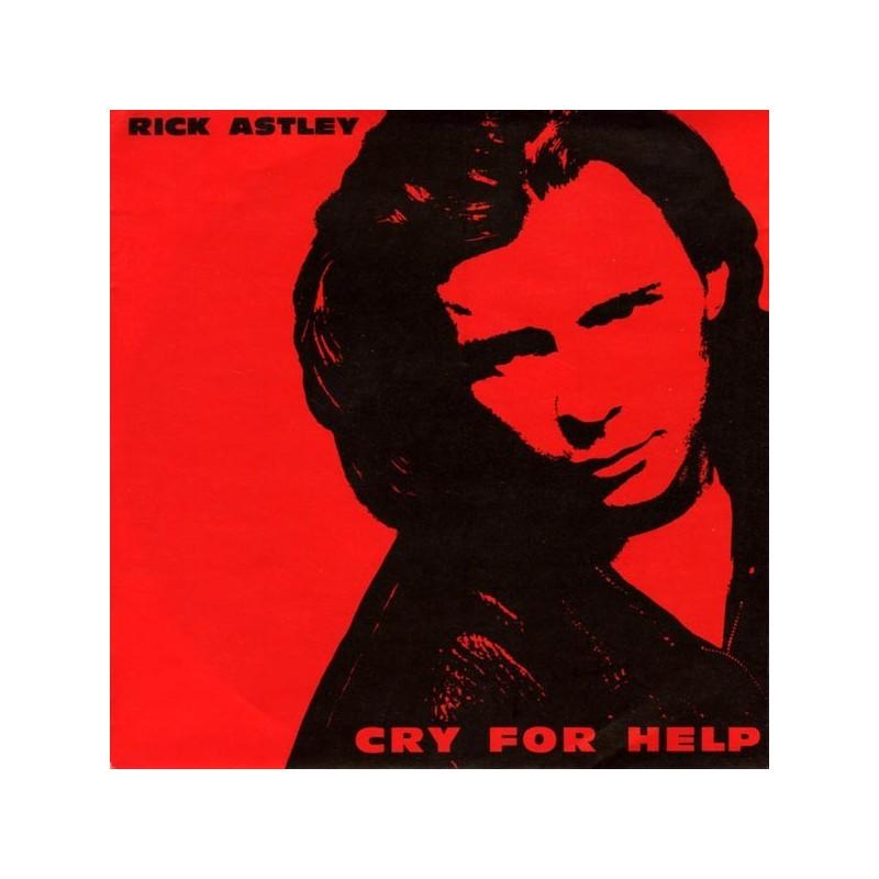 Astley Rick – Cry For Help 1991   RCA – PB 44247-Single