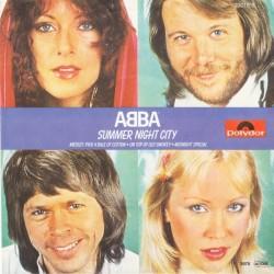 ABBA – Summer Night City 1978     Polydor – 2001 810-Single