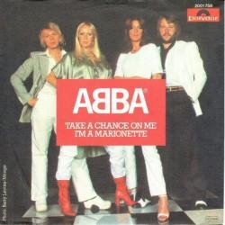 ABBA – Take A Chance On Me|1978    Polydor – 2001 758-Single