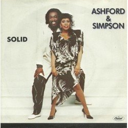 Ashford & Simpson – Solid|1984    Capitol Records – 1C 006-20 0424 7-Single