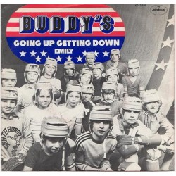 Buddy's– Going up going down (on your Skateboard)|1979 Mercury – 6013 528-Single