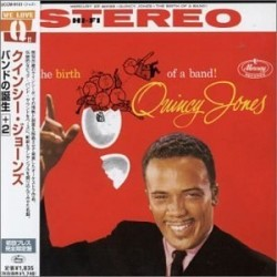 Jones Quincy ‎– The Birth Of A Band|Mercury ‎– 195J29-Japan-Press with OBI