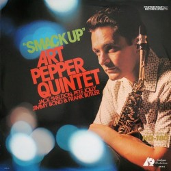 Pepper Art Quintet ‎– Smack Up|1992   Analogue Productions ‎– APJ 012-limited -numbered