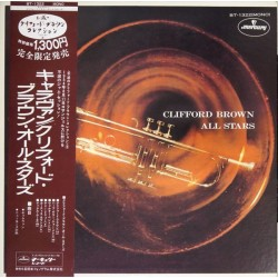 Brown Clifford All Stars – Clifford Brown All Stars|1974     EmArcy – BT-1322-Japan Press
