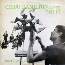 Hamilton Chico Quintet  The– Chico Hamilton Quintet In Hi-Fi|1956/1978    Pacific Jazz RecordsGXF-3106(M)-Japan Press