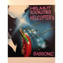Schönleitner Helmut & Helicopter´s – Bassonic|1988     SBF Records – LP 33 016