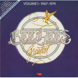 Bee Gees ‎– Greatest Volume 1 - 1967-1974|1982 RSO ‎– 2658 153