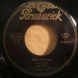 Crosby Bing – White Christmas / God Rest Ye Merry Gentlemen|1955 Brunswick – 12 029-Single