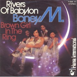 Boney M. – Rivers of Babylon / Brown girl in the ring|1978     Hansa – 11 999 AT-Single