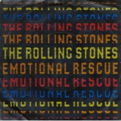 Rolling Stones The – Emotional Rescue 1980    Rolling Stones Records – 1C 006-63 974-Single