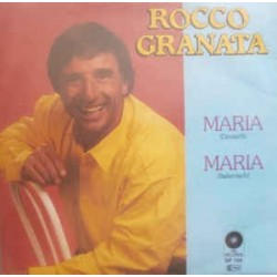 Granata ‎Rocco – Maria|VM Records‎– SP 155-Single