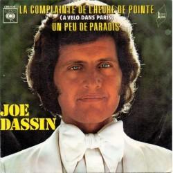 Dassin Joe – La Complainte De L'heure De Pointe / Un Peu de Paradis|1972    CBS 1109-Single