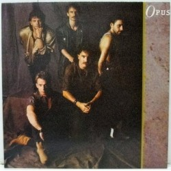 Opus – Same 1987 Polydor LP 833 654-1