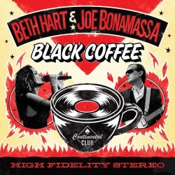 Hart Beth & Joe Bonamassa – Black Coffee|2018 Provogue – PRD75441