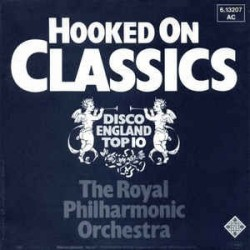 Royal Philharmonic Orchestra ‎The – Hooked On Classics|1981    Telefunken ‎– 6.13207 AC-Single