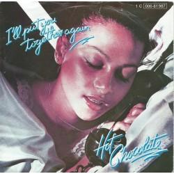 Hot Chocolate – I'll Put You Together Again|1978     EMI Electrola – 1C 006-61 987-Single