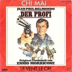 Morricone Ennio – Der Profi|1982    WEA 18 946-Single