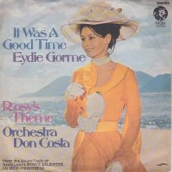 Gormé Eydie – It Was A Good Time|1971   MGM Records – 2006 023-Single