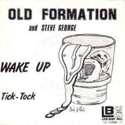 Old Formation and Steve George  – Wake Up|1984     Lion Baby Rec. – 113 556-7-Single