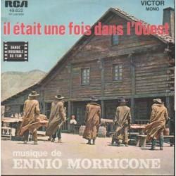 Morricone Ennio – Il Etait Une Fois Dans L'Ouest|1969    RCA Victor – 49.622-Single