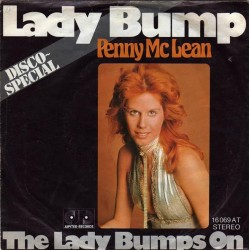 McLean Penny ‎– Lady Bump|1975    Jupiter Records ‎– 16 069 AT-Single