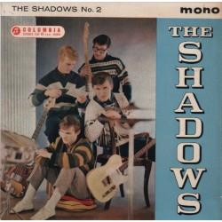 Shadows The– The Shadows No. 2|1961 Columbia – SEG 8148-Single-EP