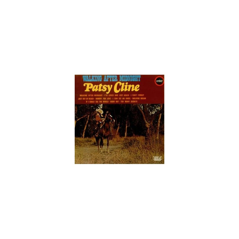 Cline Patsy – Walking After Midnight|1968    Ember Records – CW134