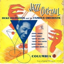 Ellington Duke and His Famous Orchestra  ‎– Jazz Cocktail|1958   Columbia ‎– 33S 1044-  10&8243 Record