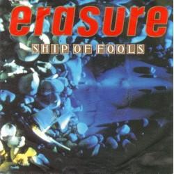 Erasure – Ship Of Fools|1988     Mute – INT 111.856-Single