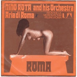 Rota Nino – Roma|1973 United Artists Records – UA 35 471-Single