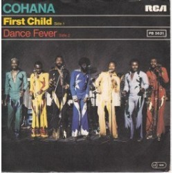 Cohana ‎– First Child / Dance Fever|1979 RCA Victor ‎– PB 5621-Single