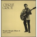 Gracie Charlie – Boogie Boogie Blues & Other Rarities|1990       REVIVAL 3016